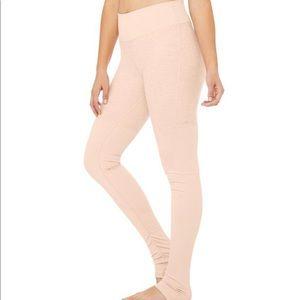 ALO soft goddess leggings high waist